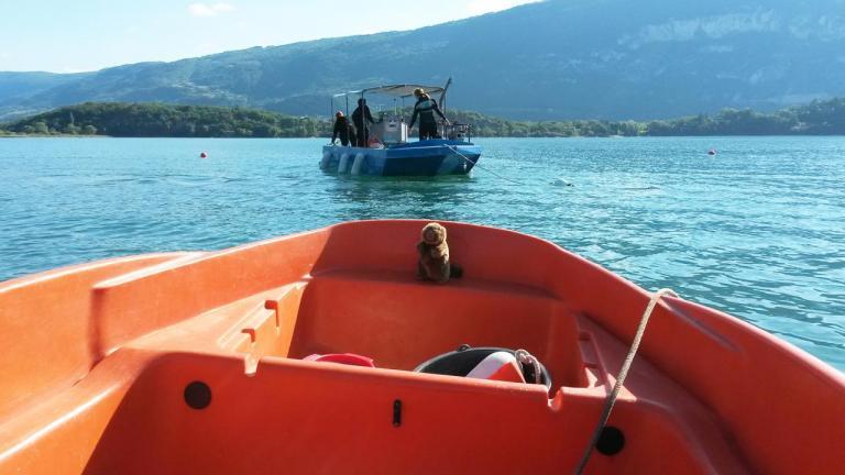 DM-lac du Bourget