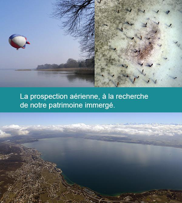 La prospection aerienne